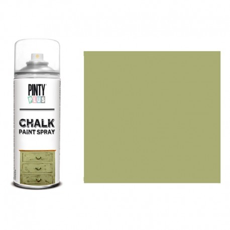 CHALK PAINT SPRAY Verde Oliva