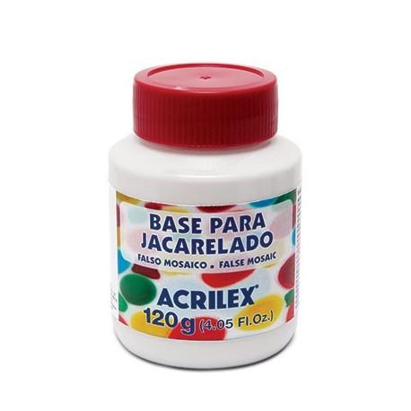 Base para Jacarelado ACRILEX