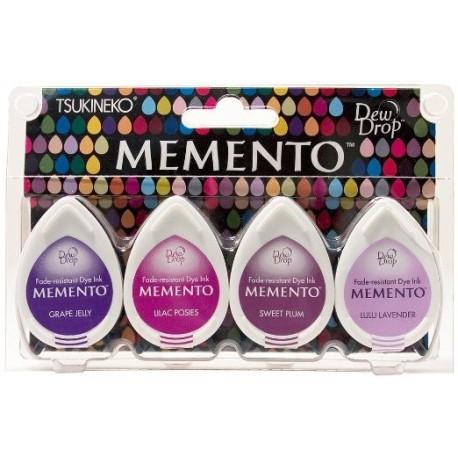 Memento Drops Pack JUICY PURPLES