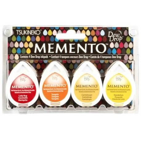 Memento Drops Pack CAMP FIRE