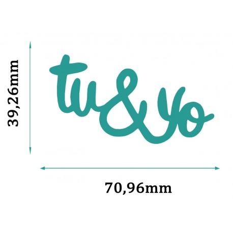 Troquel TU&YO