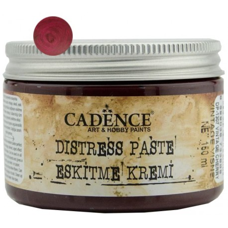 DISTRESS PASTE Cereza Vintage