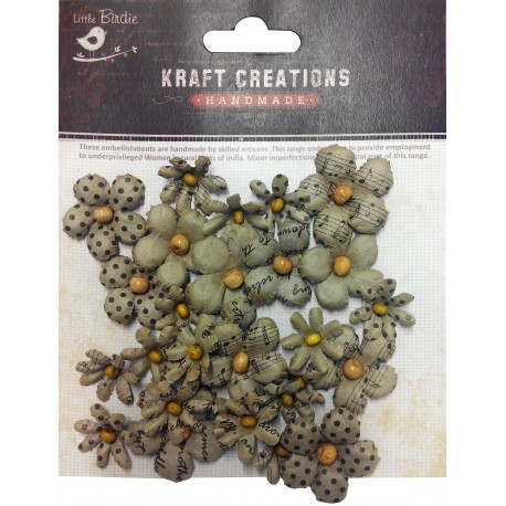 Kraft Creations - 28 FLORES KRAFT