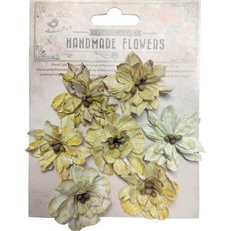 Floral Café - FLORES AMARILLAS
