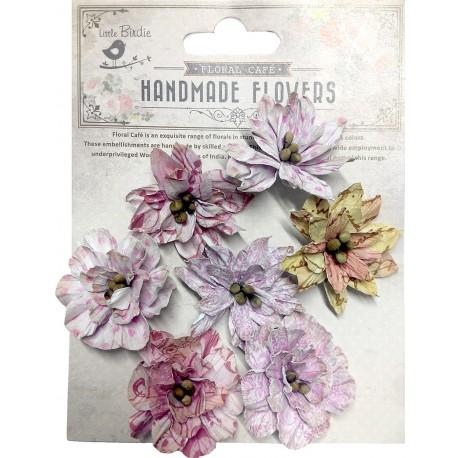 Floral Café - FLORES ROSA