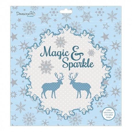 Premium Magic Sparkle 30x30