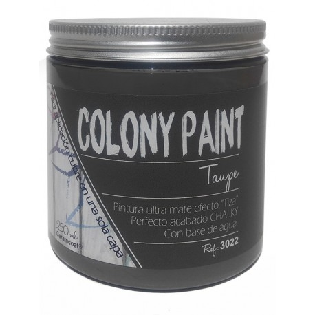 Colony Paint TAUPE Chalky