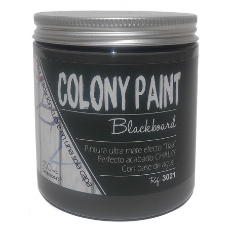 Colony Paint BLACKBOARD Chalky