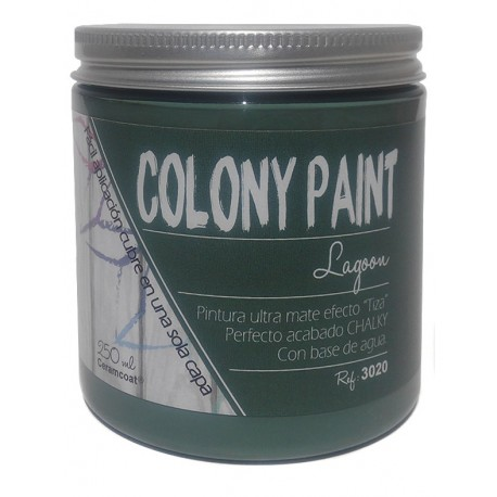 Colony Paint LAGOON Chalky