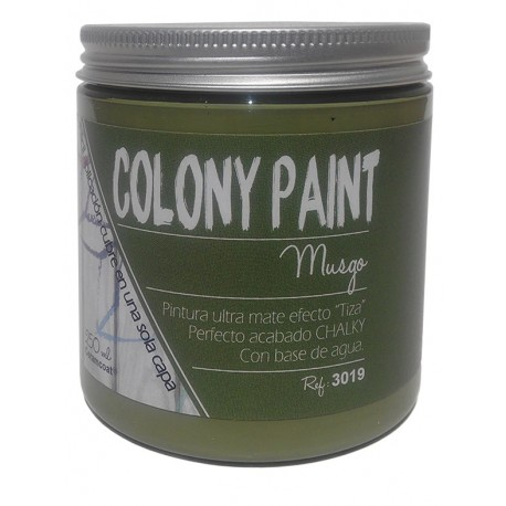 Colony Paint MUSGO Chalky