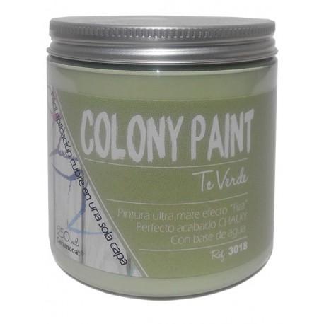 Colony Paint TÉ VERDE Chalky