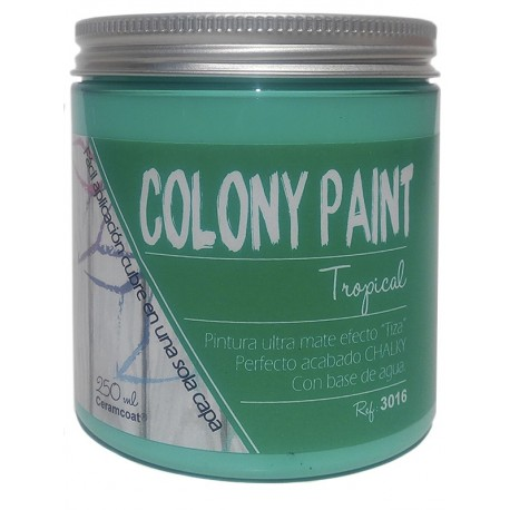 Colony Paint TROPICAL Chalky