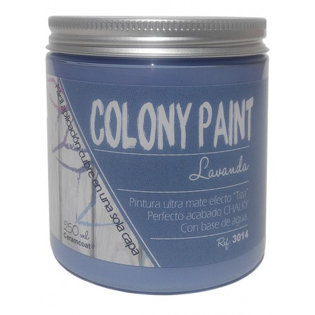 Colony Paint LAVANDA Chalky