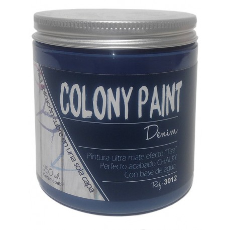 Colony Paint DENIM Chalky