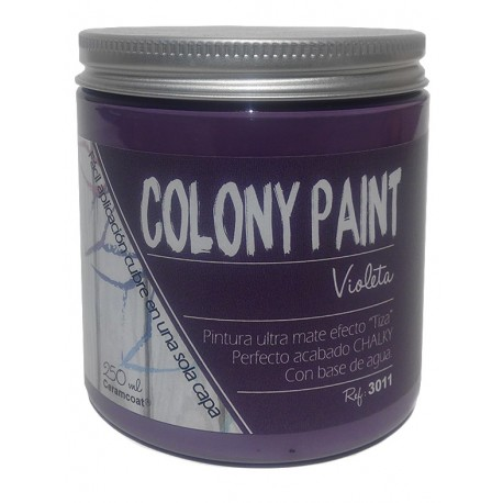 Colony Paint VIOLETA Chalky