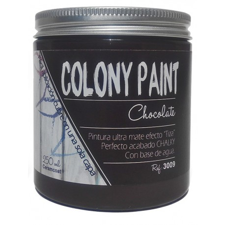 Colony Paint CHOCOLATE Chalky
