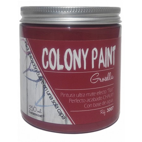 Colony Paint GROSELLA Chalky