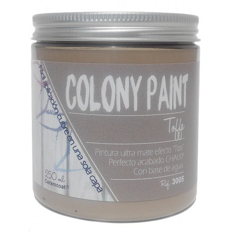 Colony Paint TOFFE Chalky