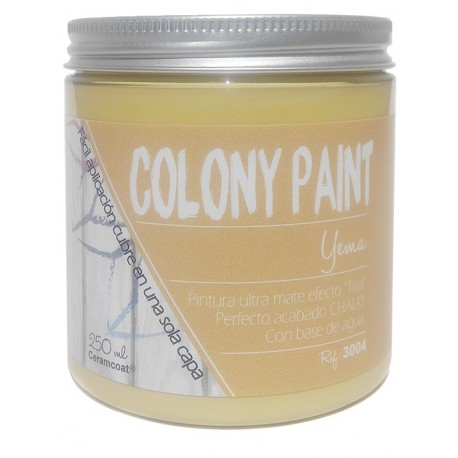 Colony Paint YEMA Chalky