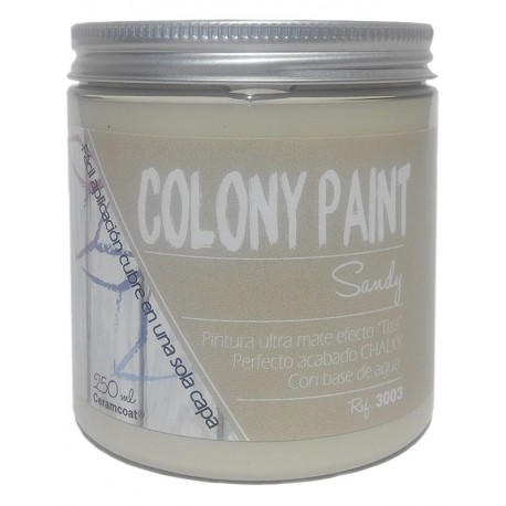 Colony Paint SANDY Chalky