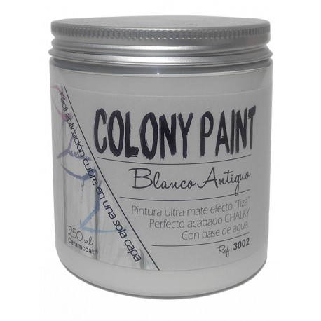 Colony Paint BLANCO ANTIGUO Chalky