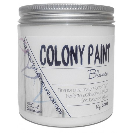 Colony Paint BLANCO Chalky