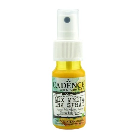 MIXMEDIA SPRAY Amarillo CADENCE
