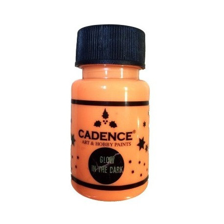 GLOW IN THE DARK Naranja CADENCE