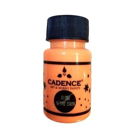 GLOW IN THE DARK Naranja CADENCE