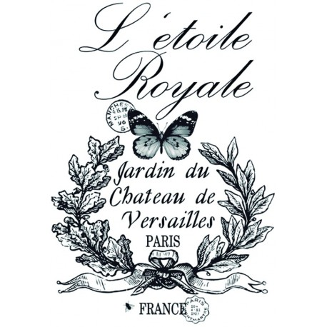 Transfers HOME DECOR Letoile Royale