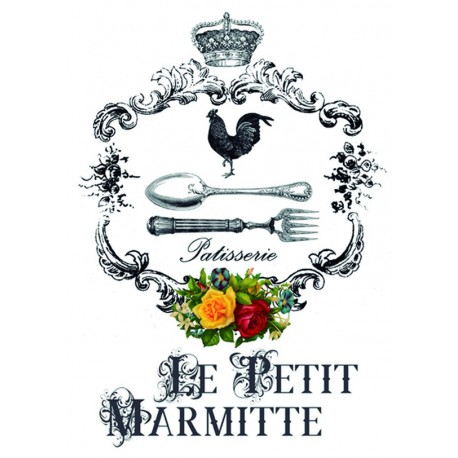 Transfers HOME DECOR Le Petit Marmite