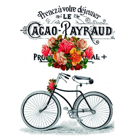 Transfers HOME DECOR Cacao Payraud
