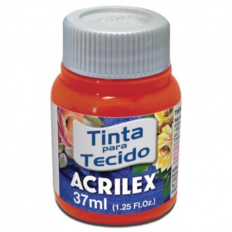 ACRILEX® Pinturas Textil Zanahoria