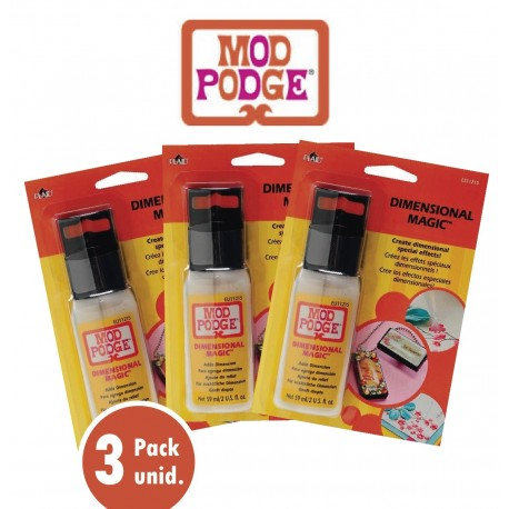 Oferta DIMENSIONAL MAGIC Mod Podge