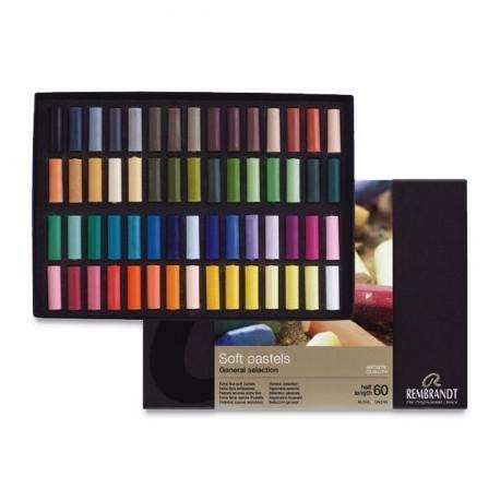 Caja de Pasteles Rembrandt 60 Medias