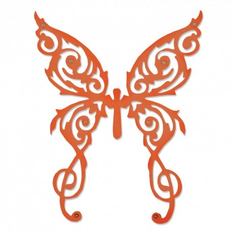 Troquel Thinlits RARE BUTTERFLY