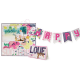 MINI ALPHABET PUNCH BOARD We R Memory Keepers