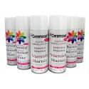 Oferta 6 Barnices DELTA Spray