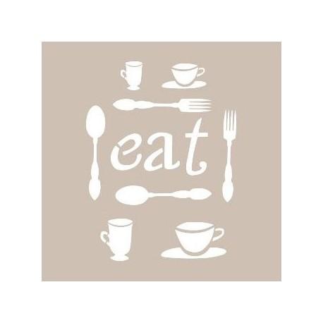 Stencil EAT