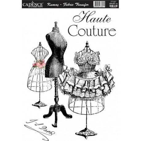 Transfer TELA Haute Couture