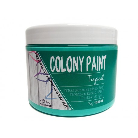 Colony Paint TROPICAL Chalky 650gr.