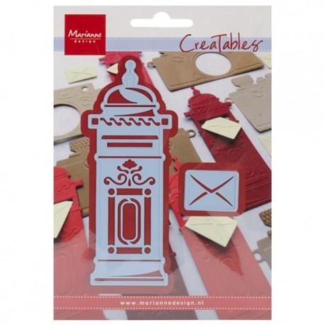 Troquel MARIANNE Classic Mailbox ARTESANIAS MONTEJO