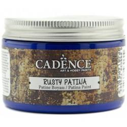 RUSTY PATINA Azul Lapizlazuli