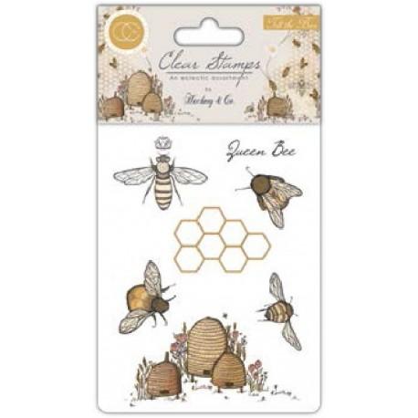 Sellos TELL THE BEES de Craft Consortium em Artesanías Montejo