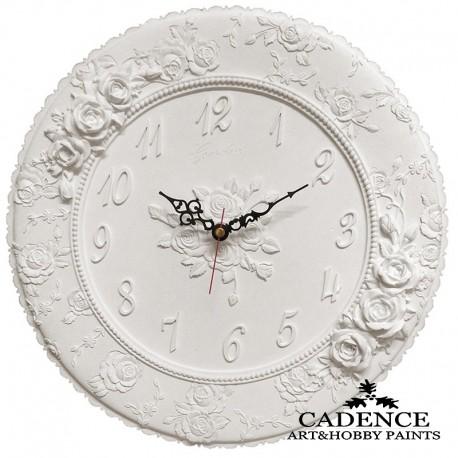 Reloj Resina de Poliuretano CADENCE Distribuido por Artesanías Montejo