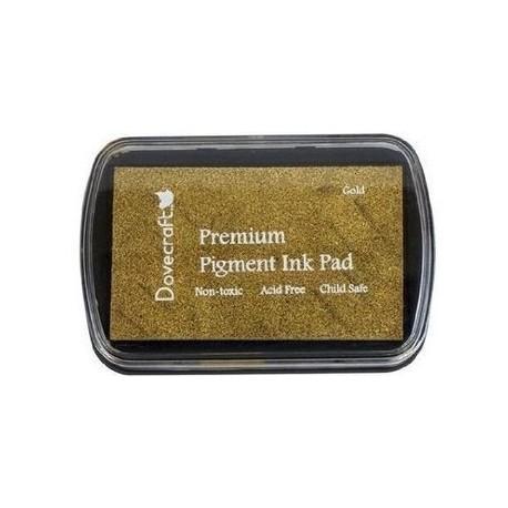 Tinta PREMIUM Gold de Dovecraft distribuido por Artesanías Montejo