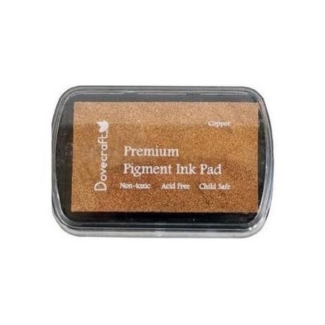Tinta PREMIUM Copper Dovecraft distribuido por Artesanías Montejo