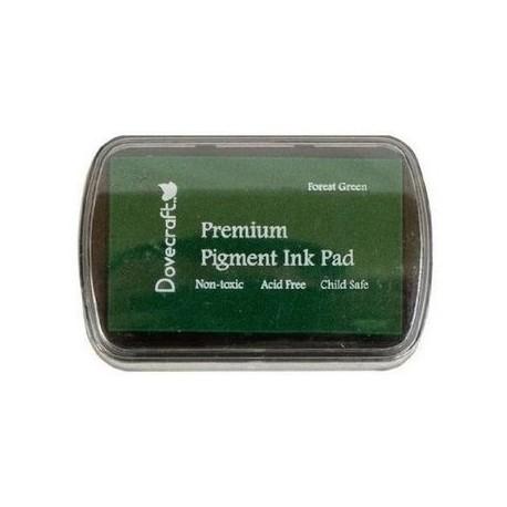 Tinta PREMIUM Forest Green de Dovecraft distribuido por Artesanías Montejo