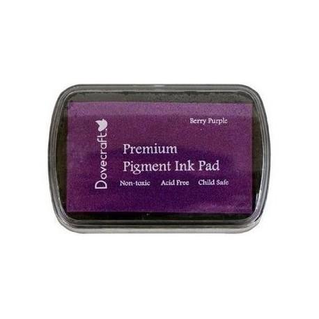 Tinta PREMIUM Berry Purple de Dovecraft distribuido por Artesanías Montejo