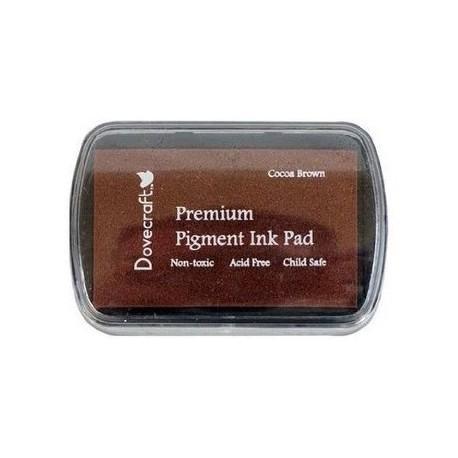 Tinta PREMIUM Cocoa Brown de Dovecraft en Artesanías Montejo